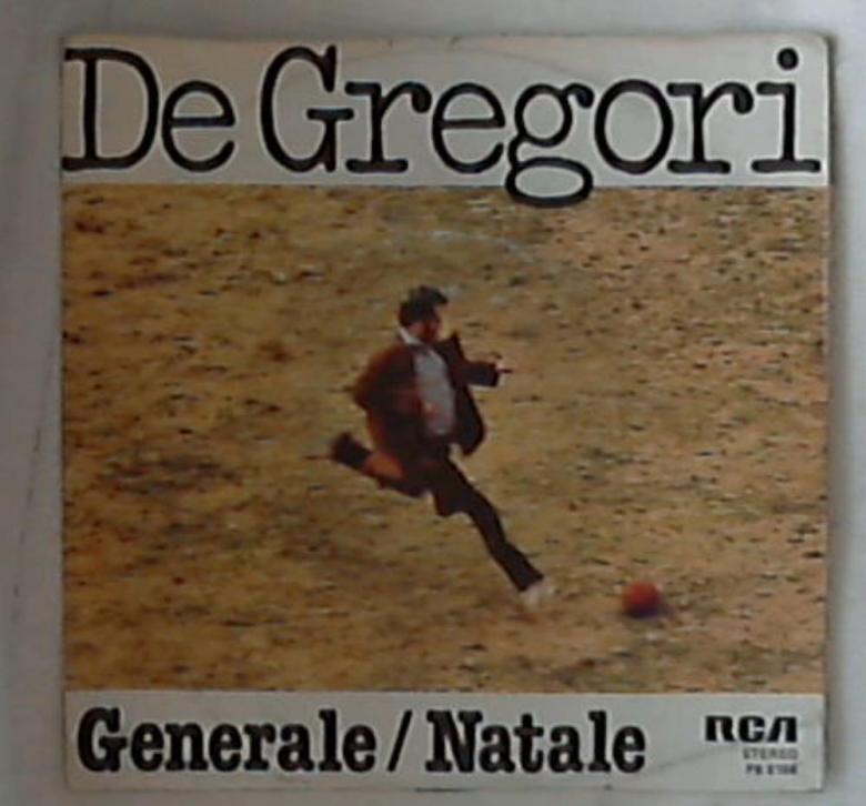 De Gregori Natale.Dettagli Su 40036 45 Giri 7 Francesco De Gregori Generale Natale